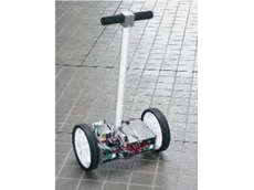 The two-wheel inverted pendulum robot