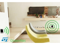 ST's GreenNet wireless platform comprises of self-powered nodes that can be positioned around the home to enable smart home monitoring and control