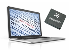 HardCache FIPS 140-2 Level 3 certified encryption chip for high data security