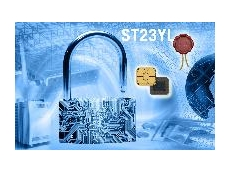 ST23YL Secure IC smartcard controllers