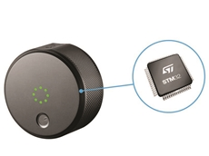 STM32 in August Smart Lock