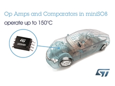 STMicroelectronics Extends Automotive ECU Miniaturisation