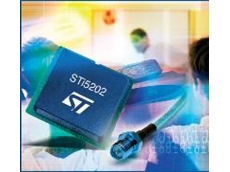 STMicroelectronics Introduces Low-Cost Set-Top Box Decoder Supporting Leading Security Standards
