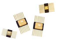 ST's new rad-hard devices combine proven 130nm process technology with dedicated chip architecture and layout rules to achieve superior radiation-immunity