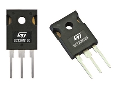 SCT20N120 silicon-carbide power MOSFETs