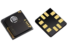 ST's UVIS25 ultraviolet sensors