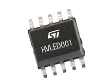 ST's HVLED001 controller