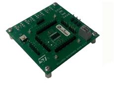 STLUX385A development board