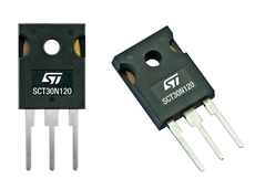 ST's new 1200V SiC power MOSFETs