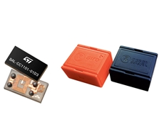 The SenseAnywhere AiroSensor and AssetSensor active-RFID modules integrate ST's BAL-CC1101-01D3 balun