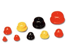 STOCKCAP's high temperature vinyl plus plugs