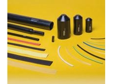 Thin-wall heatshrink tubes available from STOCKCAP