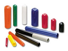 Long caps are available in a range of colours and lengths
