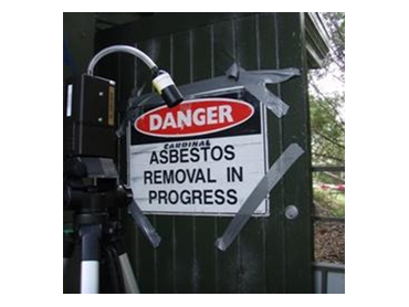 Asbestos removal systems from Safe Environments