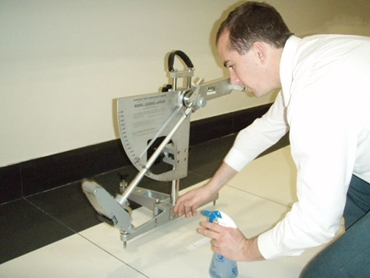 Slip Resistance Testing For Workplace Safety From Safe