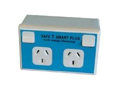 Energy management system from Safe T Smart Plug