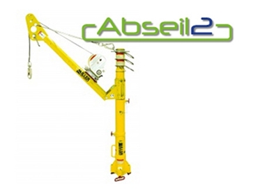 Abseil2 Engineered Davit Systems For Abseil Rescue And