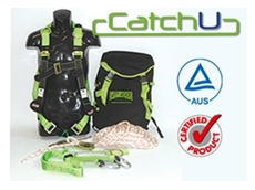 CatchU Range of Advanced Fall Protection Equipment from Safemaster