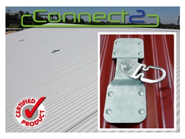 Connect2 Safety Anchor Points With Innovative Energy