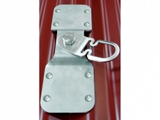 Customfix roof anchor point