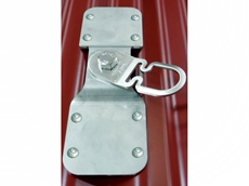 Safemaster roof anchor points