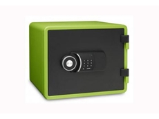 Locktech M020 Green security safe