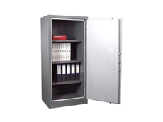 Secure DIN document cabinets provide up to 30 minutes fire protection