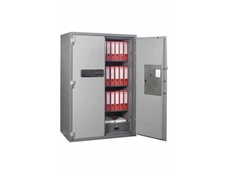 Secure Doc Office III fire resistant document cabinet