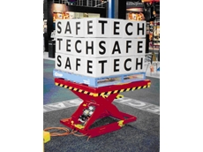 10 point safety check for Safetech Scissor Lift tables
