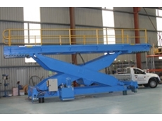 Scissor lift from Safetech