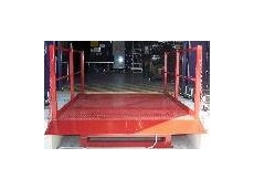ASD2-1600 double scissor lift table