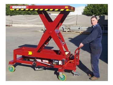 High performance Scissor Lifts for commercial and industrial applications