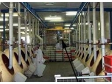 Gorbel G-Force and Crane Systems from Safetech at a chocolate manufacturing facility