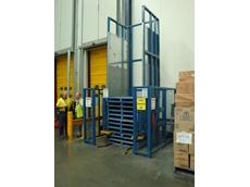 Safetech pallet dispensers