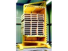 Safetech Pallet Inverters and Pallet Rotators Helps Prevent Injury and Increase Productivity