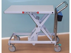 Safetech introduce DC library trolleys