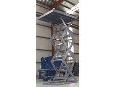 Safetech AST3-4700 scissor lift