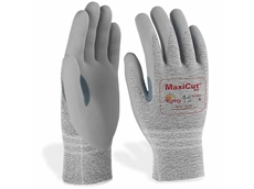 Excellent protection with cut resistant gloves