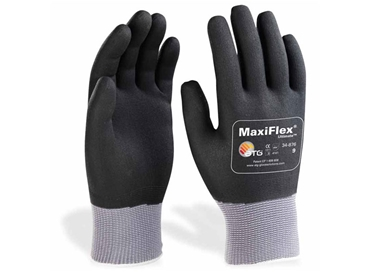Rugged gloves for optimal hand protection