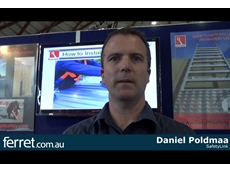 SafetyLink @ Sydney Safety Show 2012