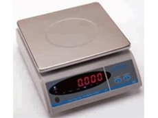 The Salter 405 electronic bench scale.