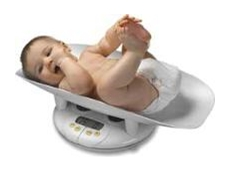 Salter 7914 Baby Scale