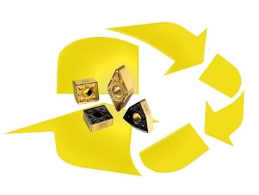 Sandvik Coromant's Cutting Tools Recycling Program