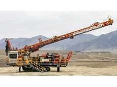 Sandvik launches new blasthole drill rig