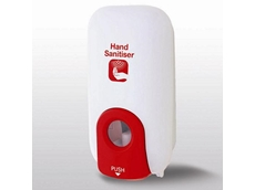 Soap and sanitiser dispensing options available from Saraya Australia