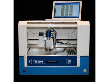 Rapid Prototyping Machines and Circuit Prototyping Systems