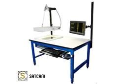 Industrial Scanning Equipment for the Electronics Fabrication and Assembly Industries