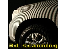 3D scanning services from Scan-Xpress