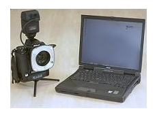 A standard notebook PC is all users need to operate TRITOP 3D measurement and modelling systems