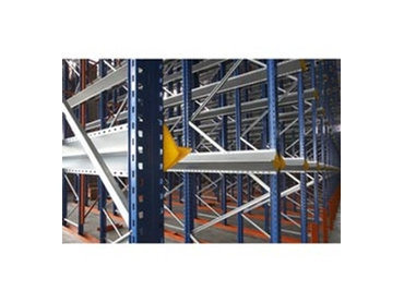 Easy load and unloading of palletised goods